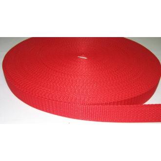 Popruh červený 2cm