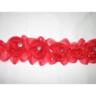 Lemovka ruže-červená
