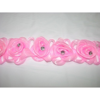 Lemovka ruže-ružová