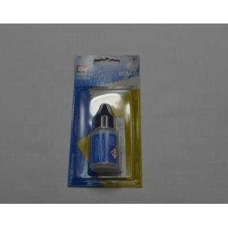 Lepidlo zabraňujúce strapkaniu látok 22,5ml
