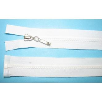 Zips kostenný deliteľný 3mm - dĺžka 50cm kovový bežec