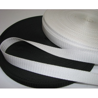 Popruh biely 3cm