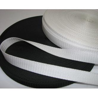 Popruh biely 4cm