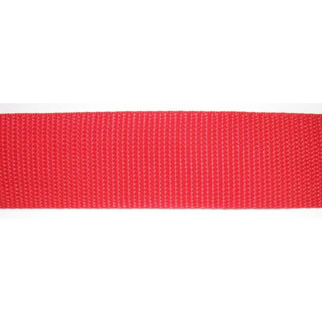 Popruh červený 4cm
