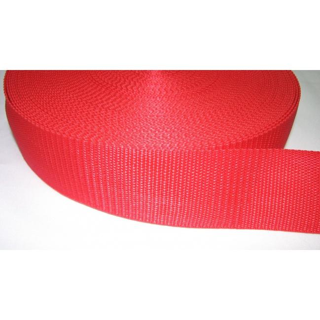 Popruh červený 5cm