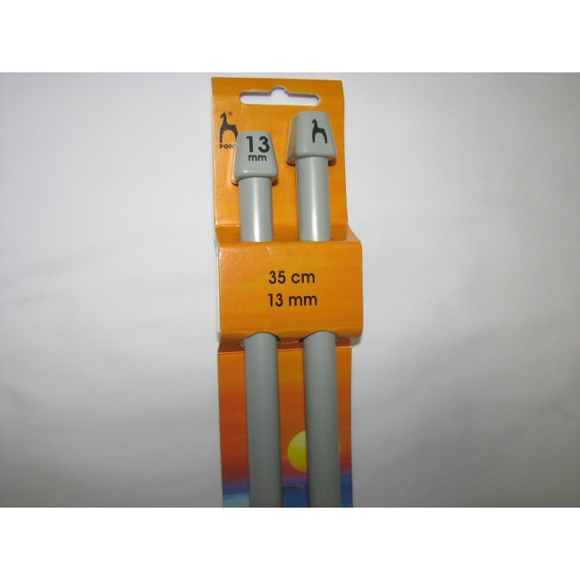 Ihlice pletacie- 35cm č.13