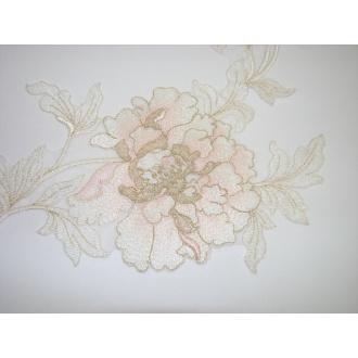Nažehľovacia aplikácia -kvet