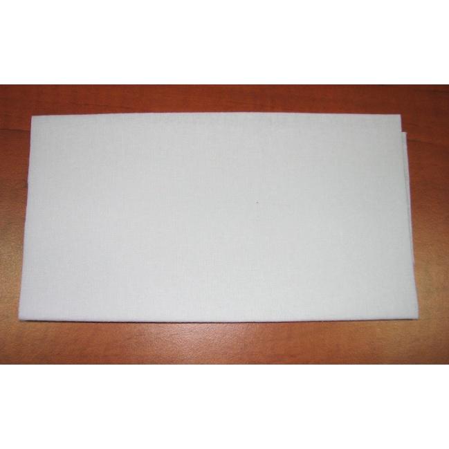 Nažehľovačky plátno biela