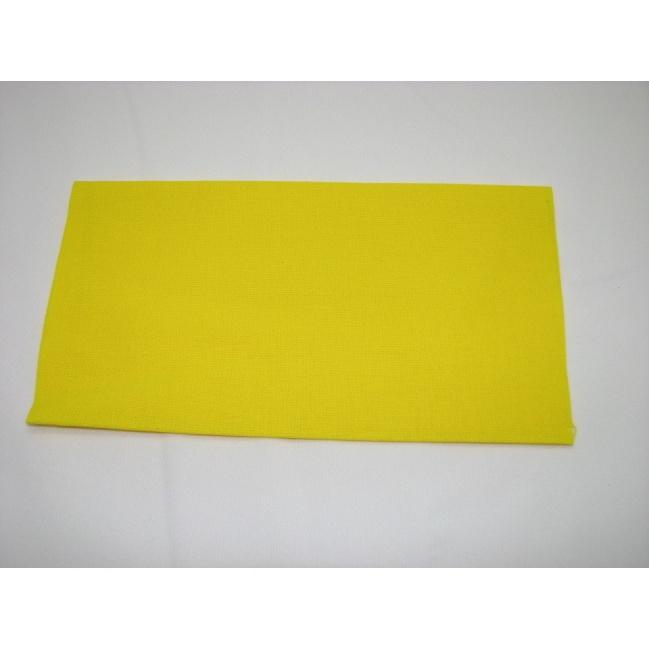 Nažehľovačky plátno žltá