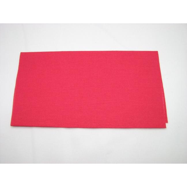 Nažehľovačky plátno červená