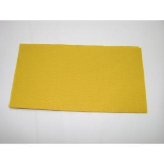 Nažehľovačky plátno tmavo žltá