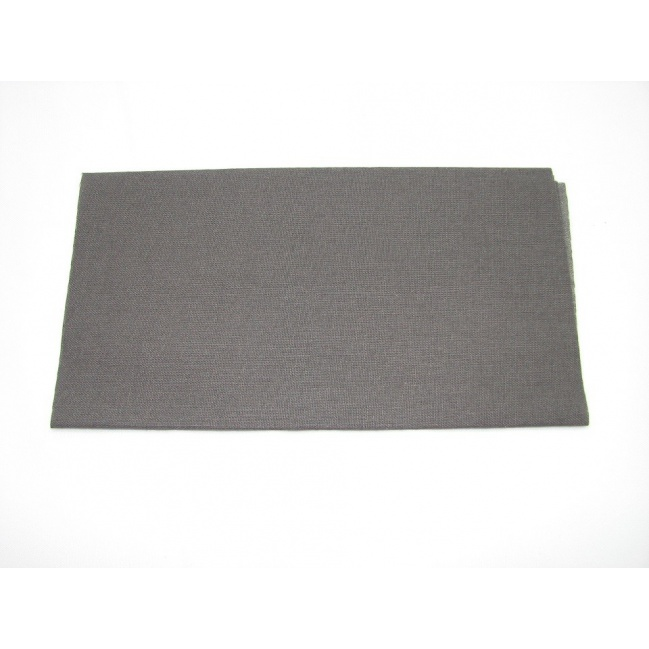 Nažehľovačky plátno tmavo šedá