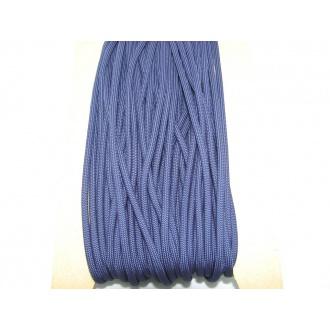 Šnúra padáková - jeans modrá