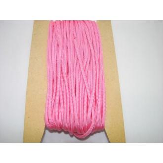Šnúra padáková - ružová