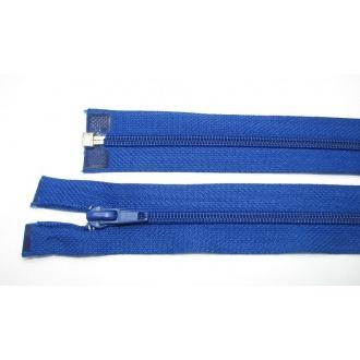 Zips špirála deliteľný 5mm - dĺžka 50cm, farba kráľ.modrá