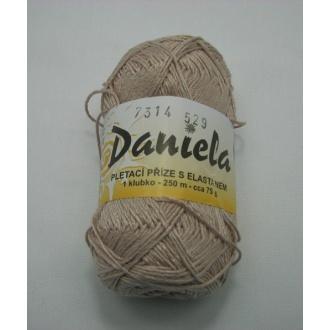 Daniela 75g-7314 hnedá
