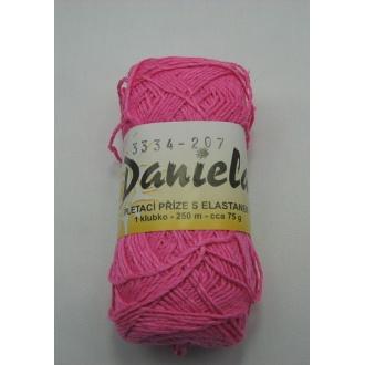 Daniela 75g-3334 sýto ružová