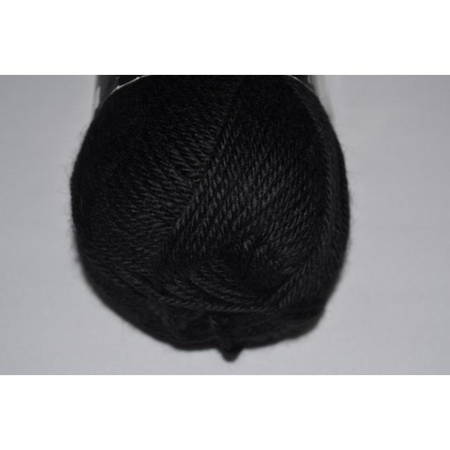 Soft 100g - 00014 čierna