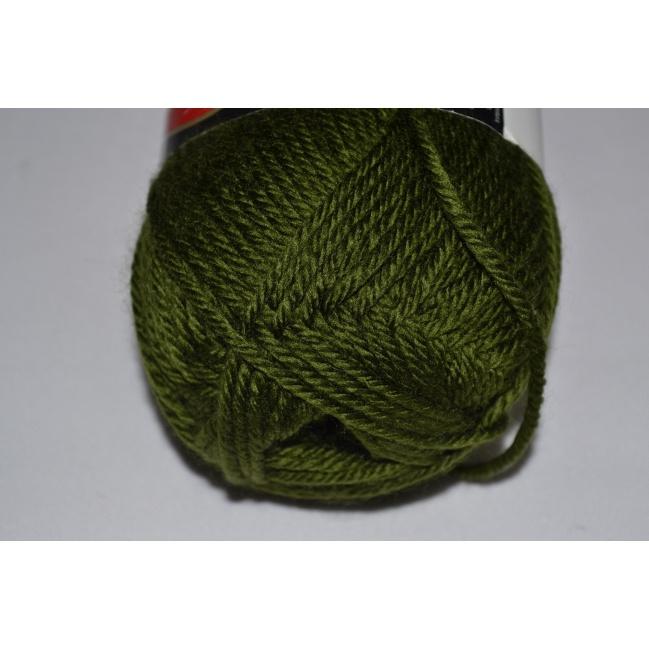 Soft 100g - 00011 zelená tm.