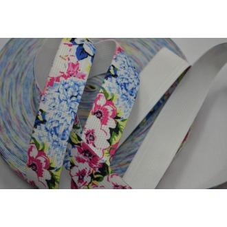 Guma prádlová ozdobná 2,5cm