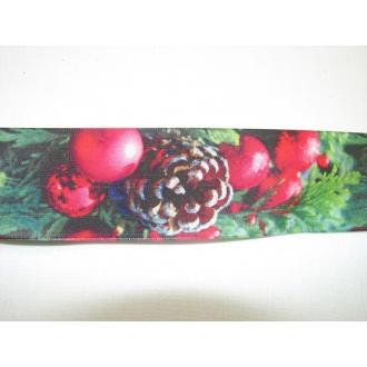 Vianočná stuha - (304024)