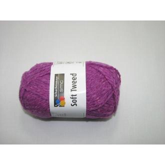 Soft Tweed 50g- 00048 ružová