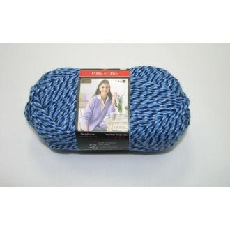 Lisa 50g-05679 modrý melír