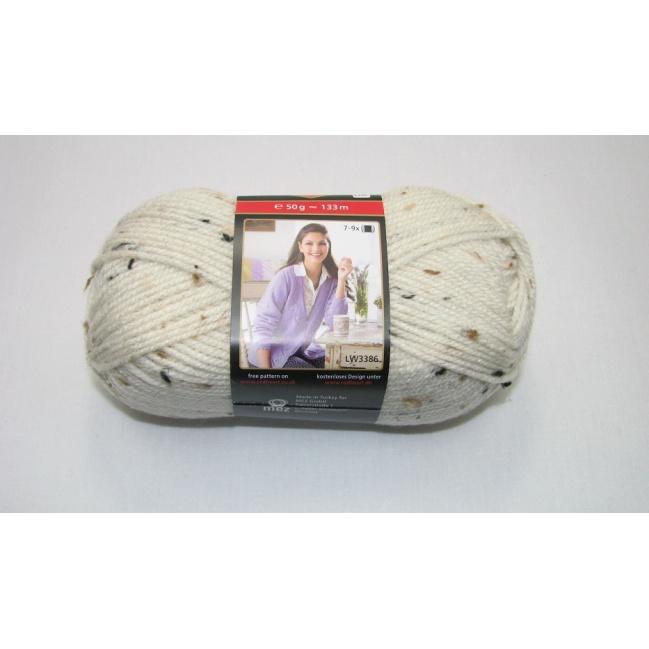 Lisa 50g-05688 smotanový melír