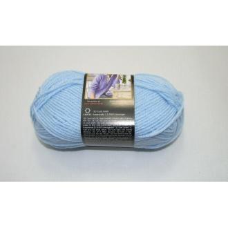 Lisa 50g-05665 svetlo modrá