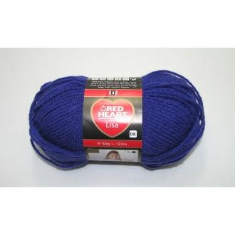 Lisa 50g-00136 fialovo modrá