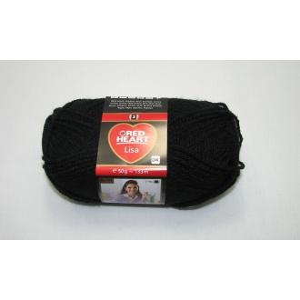Lisa 50g-00217 čierna