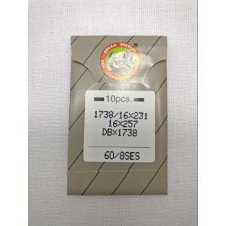 Strojové ihly Organ Needles - 60/8SES