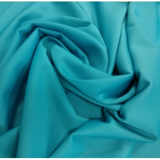 Kostýmovka hrubšia SYDNEY -  Tmavý tyrkys  (1m)
