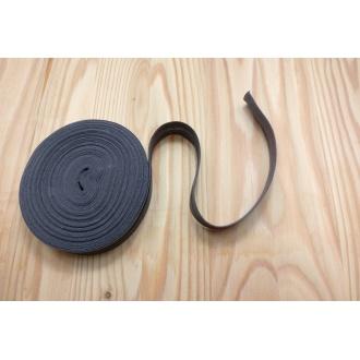 Šikmý prúžok zažehlený Bavlna 20mm - Vojenská