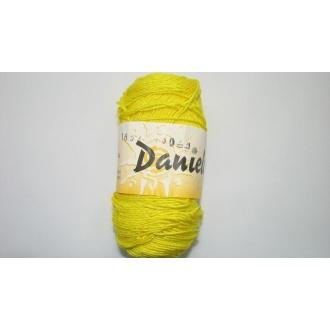Daniela 75g-1654 jasná žltá