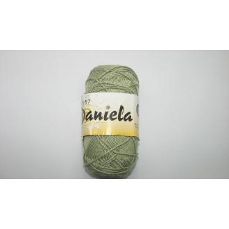 Daniela 75g-6634 bledo khaki zelená