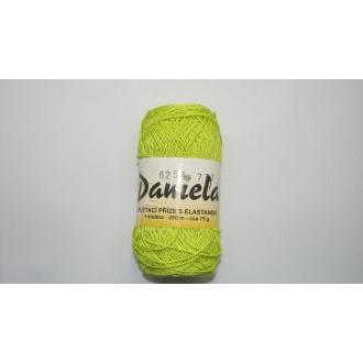 Daniela 75g-6254 svetlo jablkovo zelená