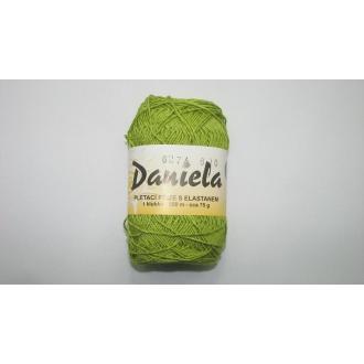 Daniela 75g-6274 svetlá trávovo jablkovo zelená