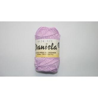 Daniela 75g-4424 ružovo fialová