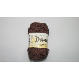 Daniela 75g-7864 hnedá