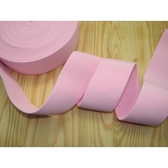 Guma ozdobná 5cm ružová