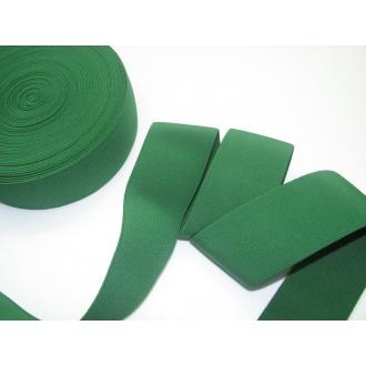 Guma ozdobná 5cm tr.zelená