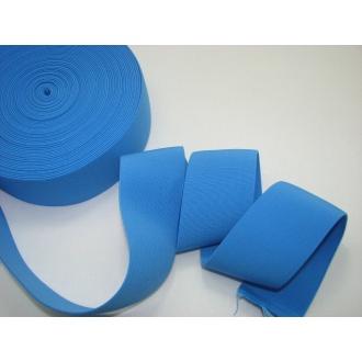 Guma ozdobná 5cm modrá