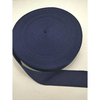 Popruh Tmavo modrý 4cm