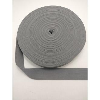 Popruh Bavlna- Šedý 3cm