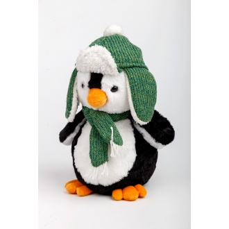 Plyšová hračka tučniak