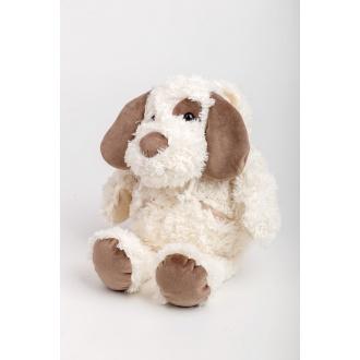 Plyšová hračka psík s kapucou