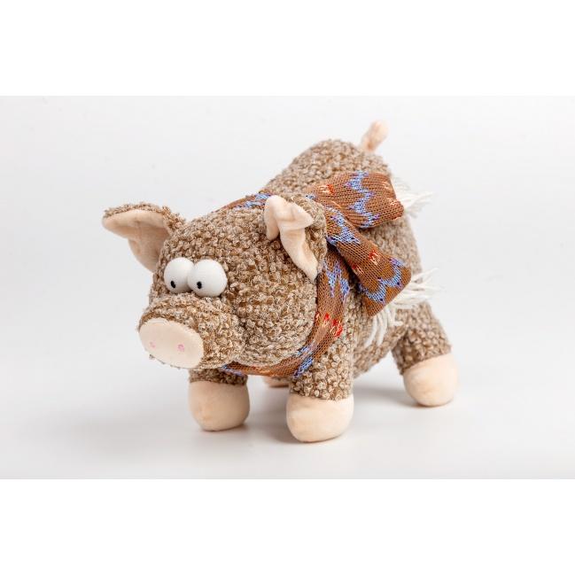 Plyšová hračka bobor
