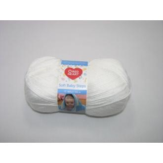 Baby Soft Steps 100g-00001 biela