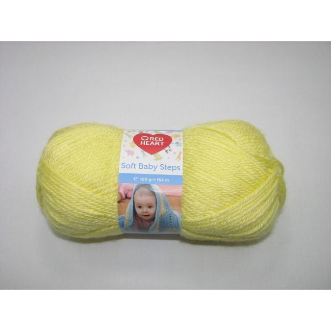 Baby Soft Steps 100g-00002 žltá